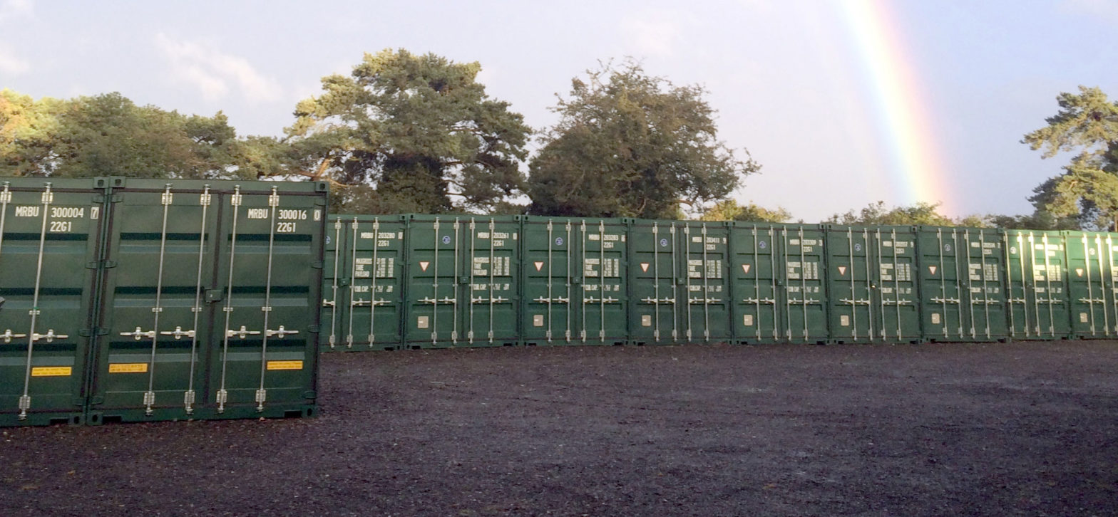 Storage in Poole