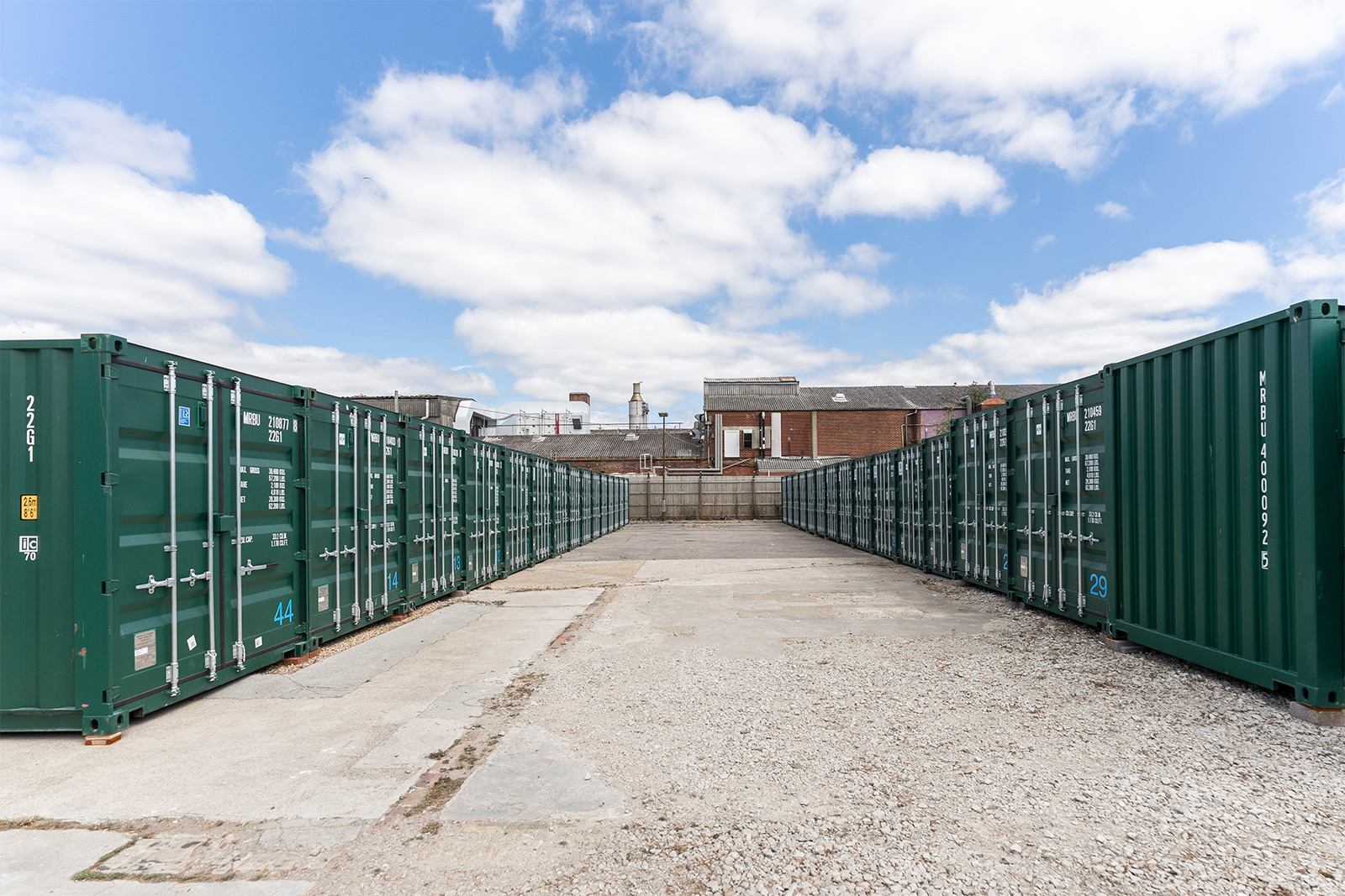 safe and dry storage poole