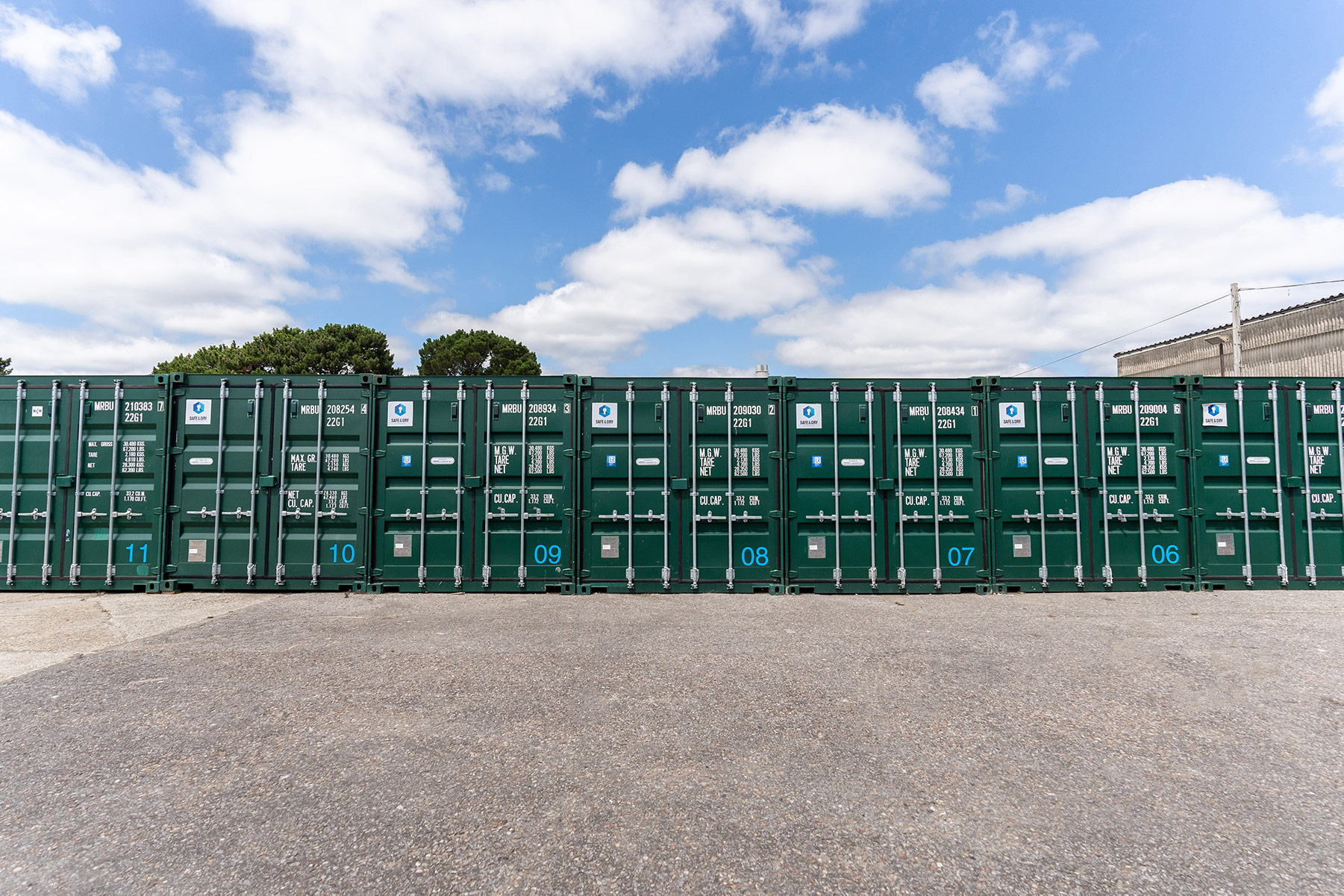 Container Storage in Poole