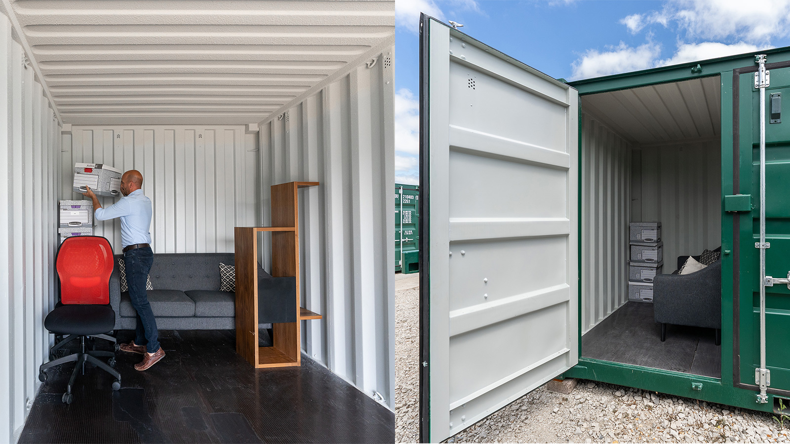 container storage poole